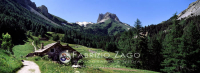 Valle Stretta (Vallée Étroite) - Panoramabilder