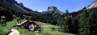 Valle Stretta (Vallée Étroite) - Panoramic