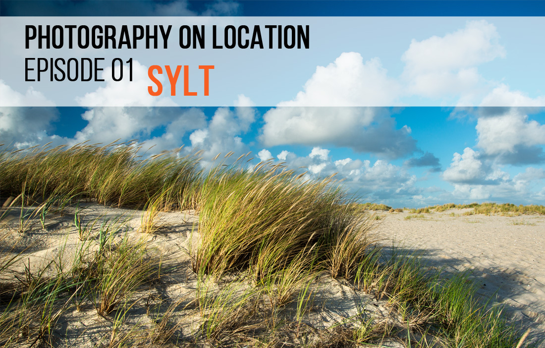 Photography on location 01 - Sylt