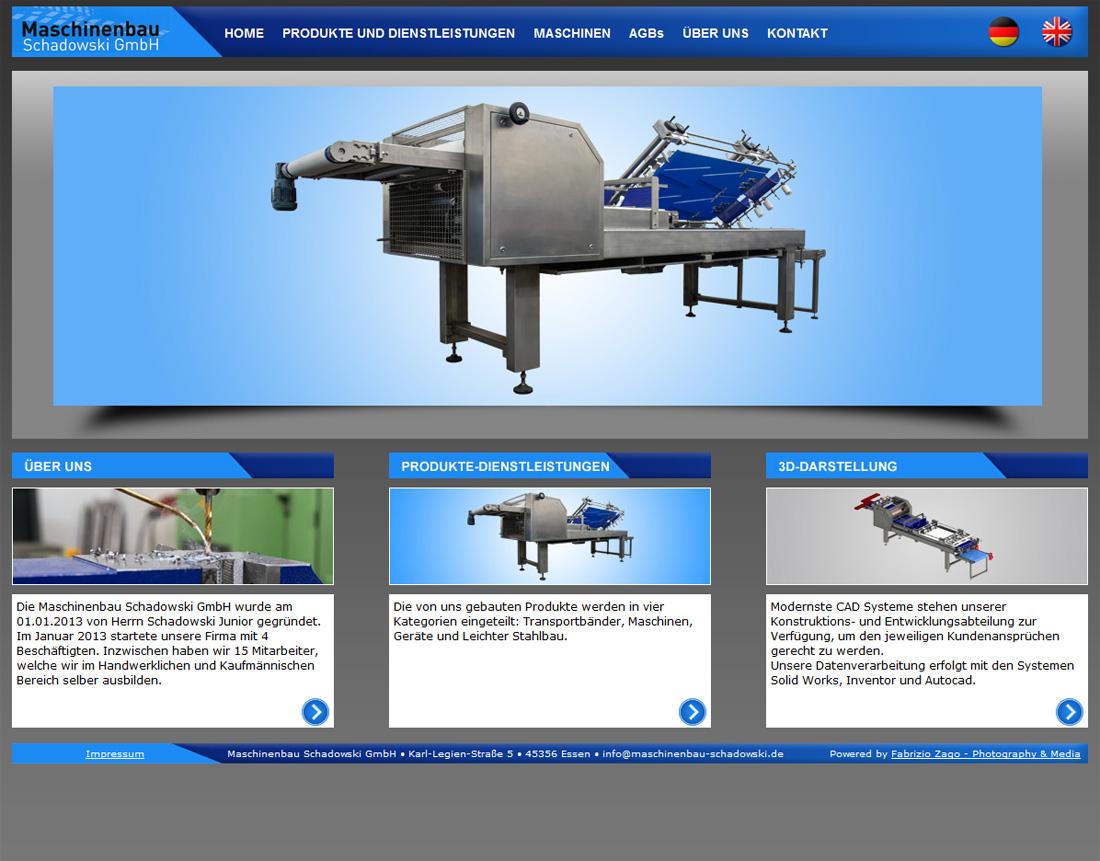 Schadowski website